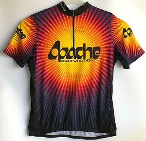 Sugoi Apache Corporation Cyclist Jersey Size XXL in good condition