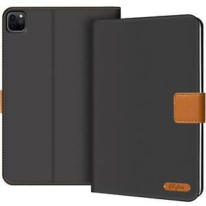Schutzhülle für iPad Pro 12.9 (2020) Hülle Book Case Tasche Klapphülle Cover