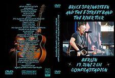 BRUCE SPRINGSTEEN. 2016. BERLIN. GERMANY. 2 DVD.