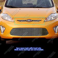 Fits 2011-2013 Ford Fiesta Hatchback Billet Grille Grill Insert