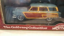 Goldvarg 1/43 1953 Ford Country Squire Glacier Blue No. 11 of 200 In Case w/ box