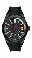 Ferrari Quartz (Automatic) Plastic Case Wristwatches