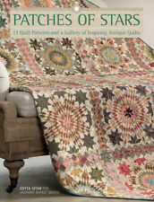 Patches of Stars by Edyta Sitar of Laundry Basket Quilts