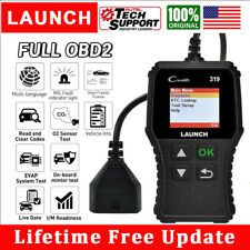 Launch Code Reader CR319 EOBD OBD2 Engine Universal Car Scanner Diagnostic Tool