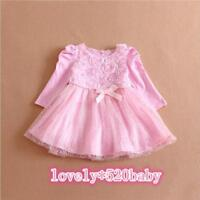 "Christmas gift Reborn baby girl doll clothes Dress 20-22"" Newborn Dress set New"