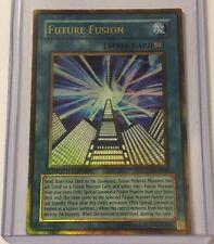 Yu-Gi-Oh! Future Fusion GLD2-EN039 Limited Edition Gold Rare Mint