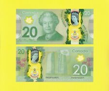 Canada 2015 Polymer $20 pick #111 Queen Elizabeth Uncirculated