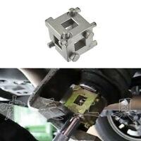 1Pcs Car Truck Rear Disc Brake Piston Cube 3/8in Drive Tool Calliper Adaptor