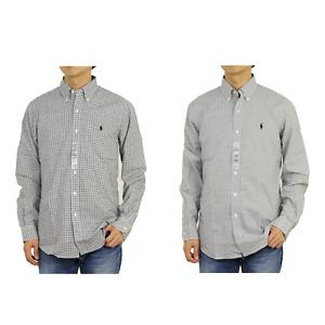 Polo Ralph Lauren Long Sleeve Classic Fit 100% Cotton Stretch Button Down Shirt