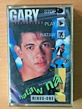 GARY VALENCIANO Hataw Na PHILIPPINES OPM MINUS ONE Cassette Tape