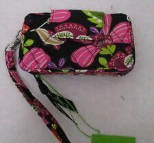 Vera Bradley Smartphone Wristlet Pirouette Pink NWT