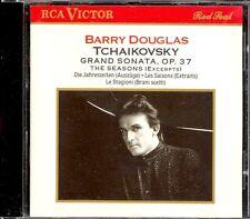 TCHAIKOVSKY - Grand Sonata / Romance / The Seasons - Barry DOUGLAS - RCA