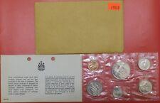 1969 Canada Proof Like Set Plus COA & Envelope