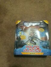 DC Young Justice Robin Arteimis Red Arrow Deluxe Universe Classics Multiverse
