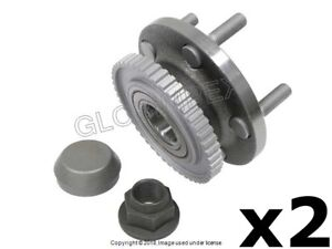 VOLVO 740 760 780 940 960 1989-1995 Wheel Hub with Bearing FRONT L & R OPTIMAL