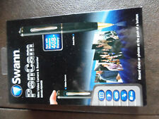 Swann Hd PenCam Mini Video Camera & Recorder with 4Gb Memory : Swvid-Pen4Gb