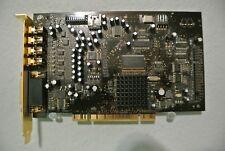 CREATIVE SOUND BLASTER X-FI 7.1 PCI SOUND CARD W/AD-LINK PORT DELL CT602 SB0460