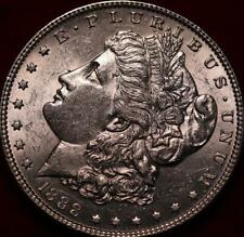 Uncirculated 1888 Philadelphia Mint Silver Morgan Dollar