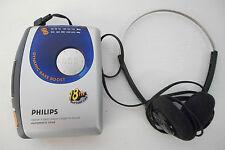 philips aq-6581 walkman con cuffie