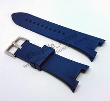 14mm Blue watch Strap / band  Armani Exchange AX1282 AX1185 AX1108 AX1084 AX1041