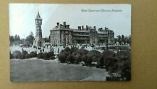 Skegness Clock Tower And Terrace 1918 ?