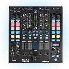 Mixars Quattro - Professional 4-Channel Mixer / Controller for Serato DJ Pro