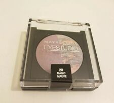 New & Sealed Maybelline New York Magic Mauvr Studio Duo Eye Shadow