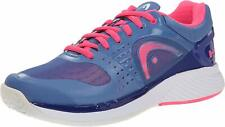 Head Women's Sprint Pro Tennis Shoe, Blue/Pink, 8.5M