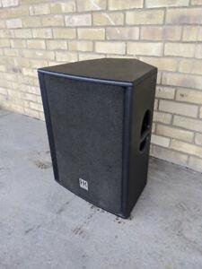 HK Audio Premium Pro 15X Passive speaker and floor monitor (pairs available)