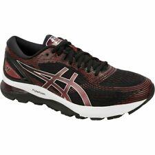 ASICS GEL-Nimbus 21 Running Shoes - Black/Classic Red - Men's - NIB - Reg $160