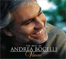 CD - BOCELLI, ANDREA - BEST OF ANDREA BOCELLI: VIVERE - SEALED