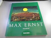 Max Ernst, 1891-1976: Beyond Painting (Taschen Basic Art) by Bischoff, Ulrich