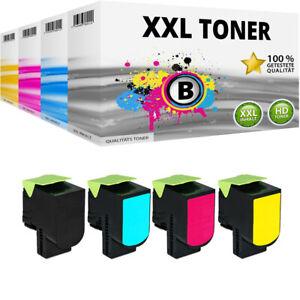 Alternativ Toner für LEXMARK CS317DN CS417DN CS517DE CX317DN CX417DE CX517DN