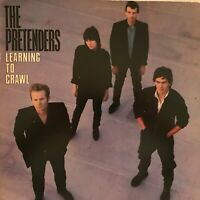 PRETENDERS            LP        LEARNING  TO  CRAWL