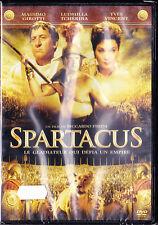 DVD peplum SPARTACUS le gladiateur qui defia un empire (neuf sous celo)