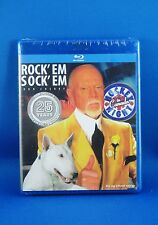 Don Cherry's Rock 'Em Sock 'Em Hockey Night 25 Blu-ray Limited Edition Brand New