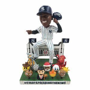 Didi Gregorious New York Yankees Emjoi Special Edition Bobblehead MLB