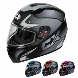 Castle X Mugello Squad Mens Snowmobile Helmets