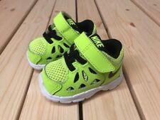 59c9c2d71856c Nike Kids Fusion Run 2 Toddler Chaussures Jaune US 2 C UK 1.5 EU 17 599803  700