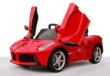 12V Licensed La Ferrari Ride on Car For Kids With MP3 and Remote Control