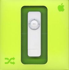 Apple iPod Shuffle (1st Gen) 512MB M9724LL/A  New in Box