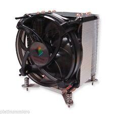 Dynatron 3U Active Fan Side Blow CPU Cooler for Intel 1155 1156- K17
