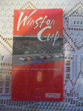 Winston Cup Like You've Never Seen it Before NASCAR Winston Cup Series VHS