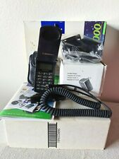 VTG Motorola StarTAC 3000 w/ Original Box Black Analog Cellular Flip Phone Works