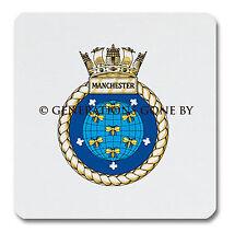HMS MANCHESTER GLASS KITCHEN CHOPPING BOARD