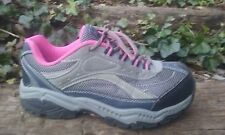 Womens Brahma Steel-Toed Safety Work Shoes Size 7 / 38