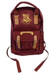 Harry Potter Hogwarts Backpack Bag Cosplay Laptop Bag 3 Travel