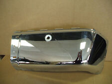 Chevy 2010-14 USED OEM Right Rear Chrome Bumper End