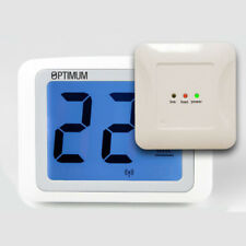 Tower Optimum OP-TOUCHRF Touch Screen Digital RF Room Thermostat