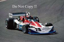 John WATSON PENSKE PC3 Gran Premio di Spagna 1976 Fotografia